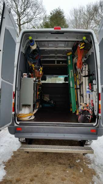 Purchasing a Sprinter van for a camper van conversion